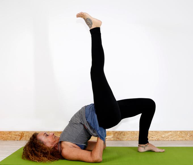 Mila yoga. Espacio Bienestar